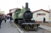 Ex FCHH/G&Q Baldwin 2-6-0 #112 on display at Huancayo Central station