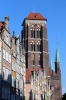 Poland, Gdansk - Basilica of St. Mary