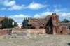Poland, Torun - Ruins of Torun's Castle of the Teutonic Knights