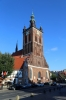 Poland, Gdansk - St Catherine's Church