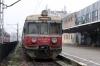 PKP EN71-007 at Oswiecim with 43432 1135 Oswiecim - Trzebinia