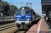 PKP IC EP07-361 arrives into Gdynia Glowna with TLK81100 0723 Kolobrzeg - Warszawa Zachodnia