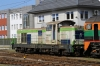 Pesa Bydgoszcz Works - Pesa's own SM42-2200 shunts Pol-Miedz Trans M62-1186 & ST44-R008