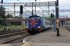 PKP IC SM42-058 arrives into Pila Glowna with TLK85152 0936 Szczecin Glowny - Bydgoszcz Glowna