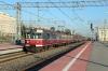PR EN57-799 departs Gdynia Glowna with R55405 0539 Smetowo - Gdynia Chylonia