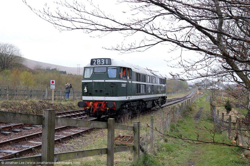 Pontypool Amp Blaenavon Railway 1st May 2016 Jonathan Lee