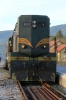 PTG Blakan Circular Tour - MZ 661410 waits departure from Bitola with 940 0725 Bitola - Veles