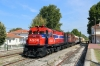 PTG Balkan Circular Tour - OSE MLW MX636/MX627 A506/A451 wait to depart Dikea with 1683 1257 Pythio - Svilengrad