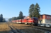 BDZ NG 75008 at Velingrad with 16102 0535 Dobrinishte - Septemvri