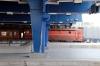 MZ 441755 at Skopje with R2020 1635 Skopje - Tabanovci