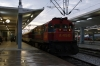 OSE MLW MX627 A456 at Thessalonica after arrival with 7611 1152 Alexandroupoulis Port - Thessalonica leg of PTG Tour Day 4