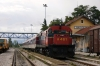 OSE MLW MX627 A461 at Aminteo about to head to Edessa with 7721 1502 Aminteo - Edessa leg of PTG Tour Day 5