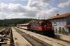 OSE MLW MX636 A507 waits at Pythio with 7680 0936 Alexandroupoulis Port - Svilengrad leg of PTG Tour Day 2