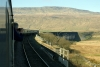 31601/454 lead 1Z56 0640 Lincoln - Carlisle over Ribblehead Viaduct
