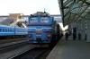 BCh 2M62U-270b waits to depart Vitebsk with 6602 0834 Vitebsk - Ezerishe