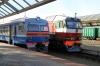 BCh TEP70-0205 at Vitebsk after arrival with 658b 2030 (P) Brest Central - Vitebsk