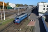 BCh 2M62U-313b departs Vitebsk with 6615 1124 Vitebsk - Orsha Central
