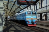 BCh 2M62U-308a at Vitebsk after arrival with 6635 1154 Polotsk - Vitebsk