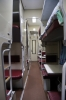 The virtually deserted coaches of 618b 2000 Druya - Voropayevo