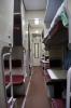 The virtually deserted coaches of 618b 2000 Druya - Voropayevo