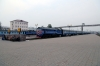 BCh 2M62U-0259a waits to depart Mogilev 1 with 6570 1743 Mogilev 1 - Orsha Central