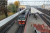 BCh TEP70-0260 at Gomel after arrival with 83a 1720 (P) St Petersburg - Gomel