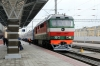 BCh TEP70-0209 stands at Gomel waiting to depart with 302S 1650 (PP) Adler (Russia) - Minsk Pas. - having replaced RZD TEP70-0276