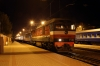 BCh TEP70-0465 at Grodno after arrival with 609b 1656 (P) Gomal - Grodno; which it had worked from Baranovichi Palieskija after replacing TEP70BS-147