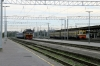 LDZ Cargo TEP70-0230 at Riga after arrival with 87 2225 (P) Minsk (Belarus) - Riga (Latvia)