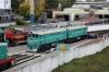 Kyiv Railway Museum - TE3-2068