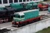 Kyiv Railway Museum - ChME2-333
