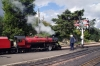 """RH&DR No.9 """"Winston Churchill"""" at New Romney waiting it's next working"""