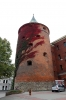 Latvia, Riga - Pulvera (Gunpowder) Tower