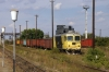 GFR Suler 601572 waits at Giurgiu Nord with a freight