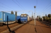 CFR GM 650915 arrives into Chilita with R9104 0525 Targoviste - Bucharest Basarab
