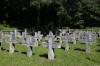 Romania, Sinaia - Military Cemetery