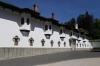Romania, Sinaia - Sinaia Monastery grounds