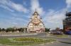 Romania, Fagaras - St John the Baptist Cathedral