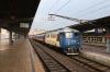 CFR 60-1120 waits to depart Bucuresti Nord Gara A with R7037 Bucuresti Nord Gara A - Urziceni