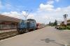 Regio Trans 860-122 shunts 425576 & set into Brasov to form R14038 1550 Brasov - Bucuresti Nord Gara A