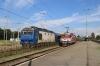 CFR 64-0927 prepares to depart Brasov with EN346 1400 Bucuresti Nord Gara A - Wien Hbf