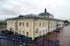 Russia, Trans-Siberian/BAM junction station Tayshet