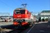 RZD EP2K-286 waits to depart Novosibirsk Glavniy with 055I 2030 (P) Krasnoyarsk - Moskva Yaroslavskaya