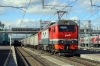 RZD EP2K-278 waits to depart Omsk Pas. with 099E 0051 (30/05) Vladivostok - Moskva Yaroslavskaya