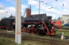 Perm 2 Locomotive Depot - Steam Loco L-4372 in full working order and in steam