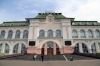 Russia, Khabarovsk - Khabarovsk 1 Railway Station