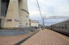 BAM - Severobaikalsk station