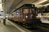 BLS Heritage Ae4/4 #251 waits to depart Bern with R31161 1458 Brig - Burgdorf heritage special