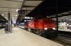 SBB 843042 shunting at Basel SBB