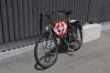 SBB Bike parked at Brig Autoquai